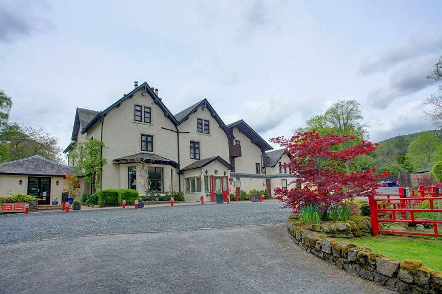 Philipburn Hotel, BW Signature Collection - philipburn country house hotel grounds and hotel