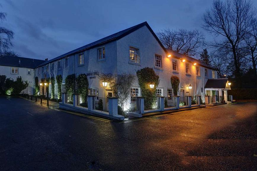 Best Western Glasgow South Eglinton Arms Hotel - Area esterna