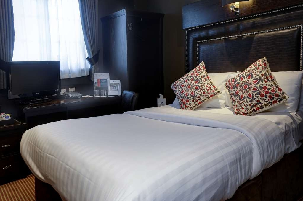 Best Western Glasgow South Eglinton Arms Hotel - eglinton arms hotel bedrooms