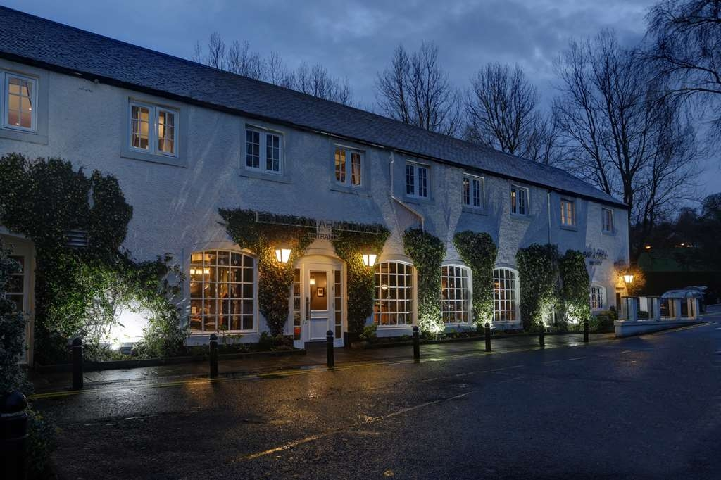 Best Western Glasgow South Eglinton Arms Hotel - Außenansicht
