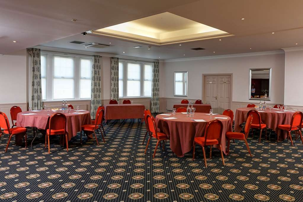 Best Western Balgeddie House Hotel - balgeddie house hotel meeting space