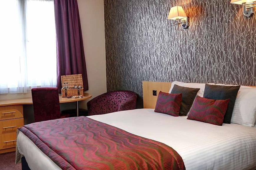 Sure Hotel by Best Western Aberdeen - Gaestezimmer