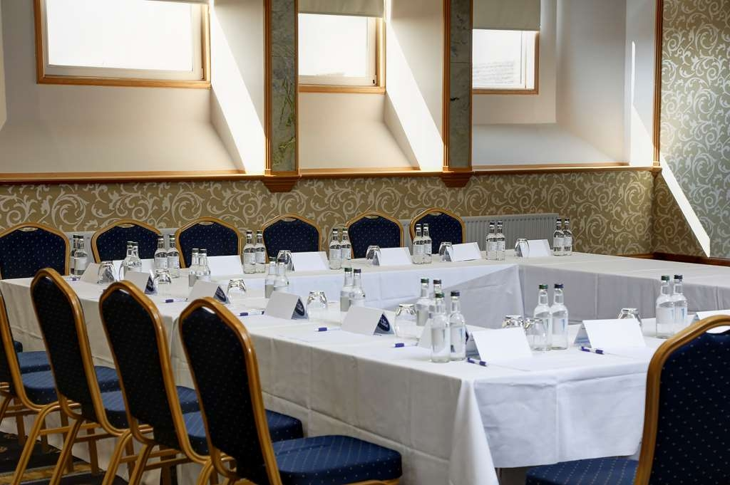 Best Western Summerhill Hotel and Suites - summerhill hotel meeting space