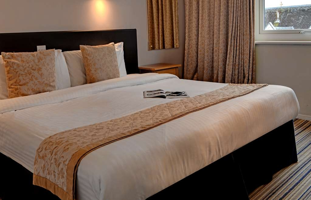 Best Western Muthu Queens Hotel - the queens hotel bedrooms
