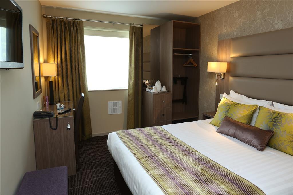 Best Western Pontypool Metro Hotel - Gästezimmer