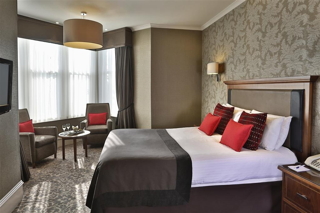 Best Western Motherwell Centre Moorings Hotel - Chambre