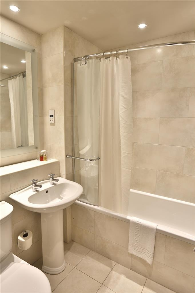 Best Western Motherwell Centre Moorings Hotel - Bagno