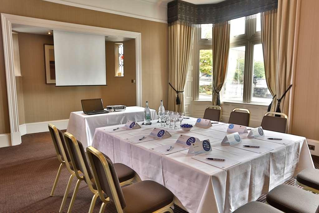Best Western Motherwell Centre Moorings Hotel - moorings hotel meeting space