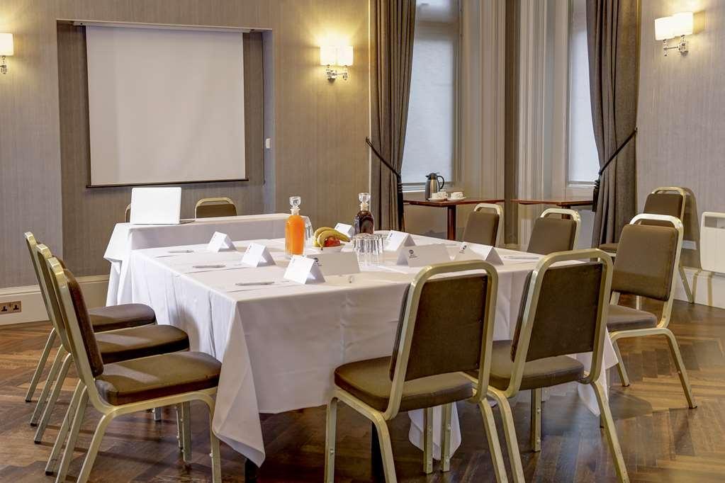 Best Western Motherwell Centre Moorings Hotel - Besprechungszimmer