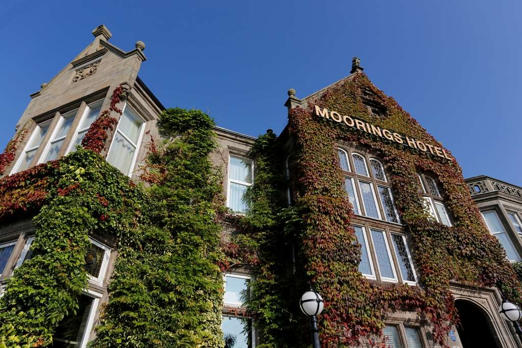 Best Western Motherwell Centre Moorings Hotel - moorings hotel grounds and hotel