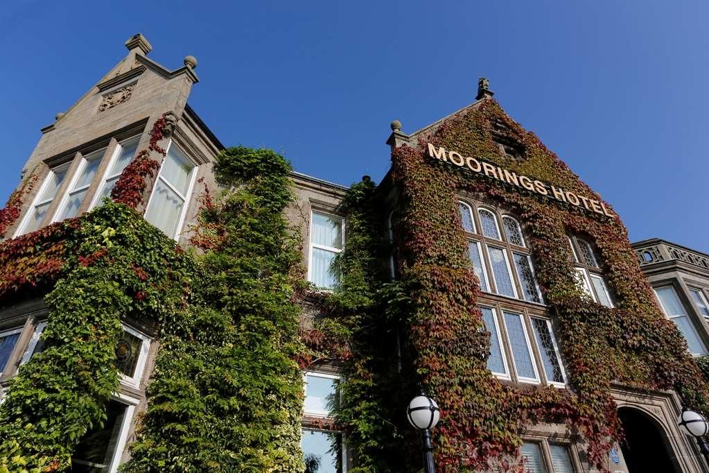 Best Western Motherwell Centre Moorings Hotel - Facciata dell'albergo