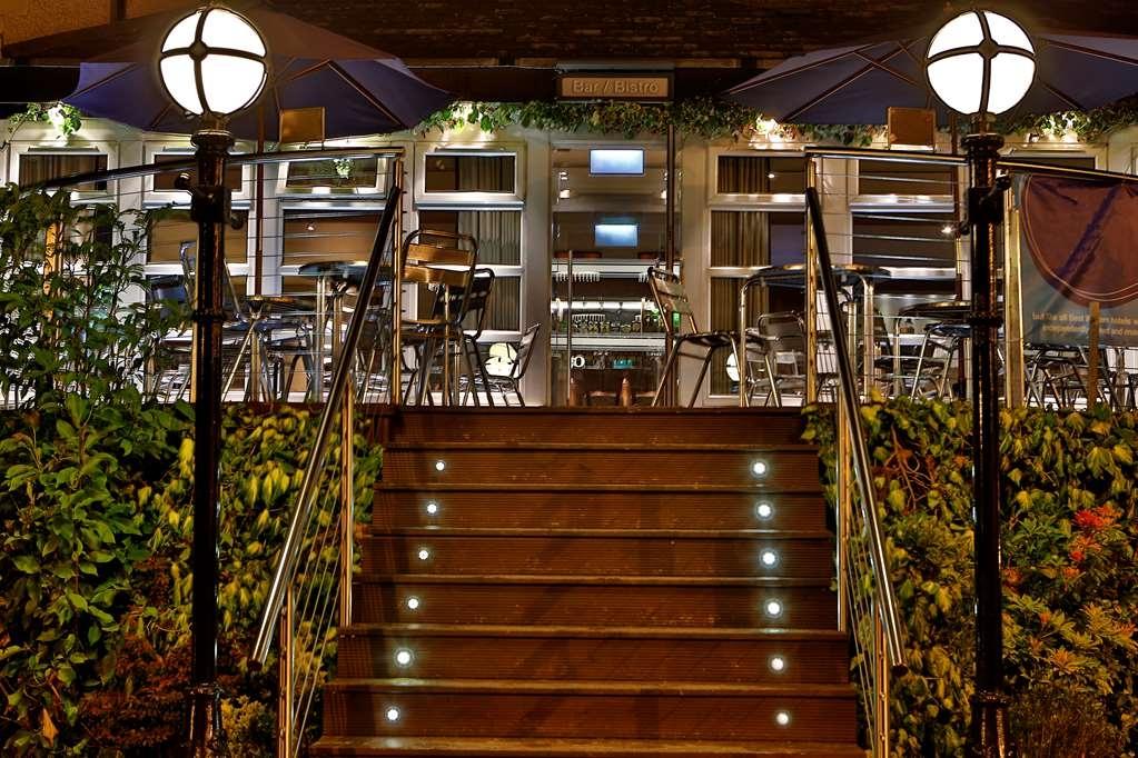 Best Western Motherwell Centre Moorings Hotel - Außenansicht