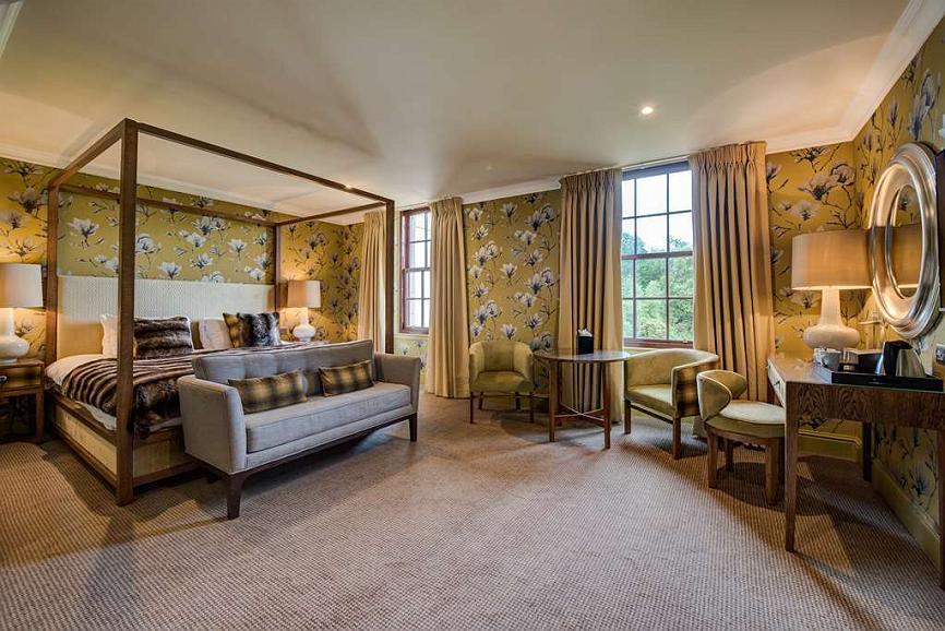 Hotel en Langbank   Gleddoch Hotel Spa & Golf, BW Premier