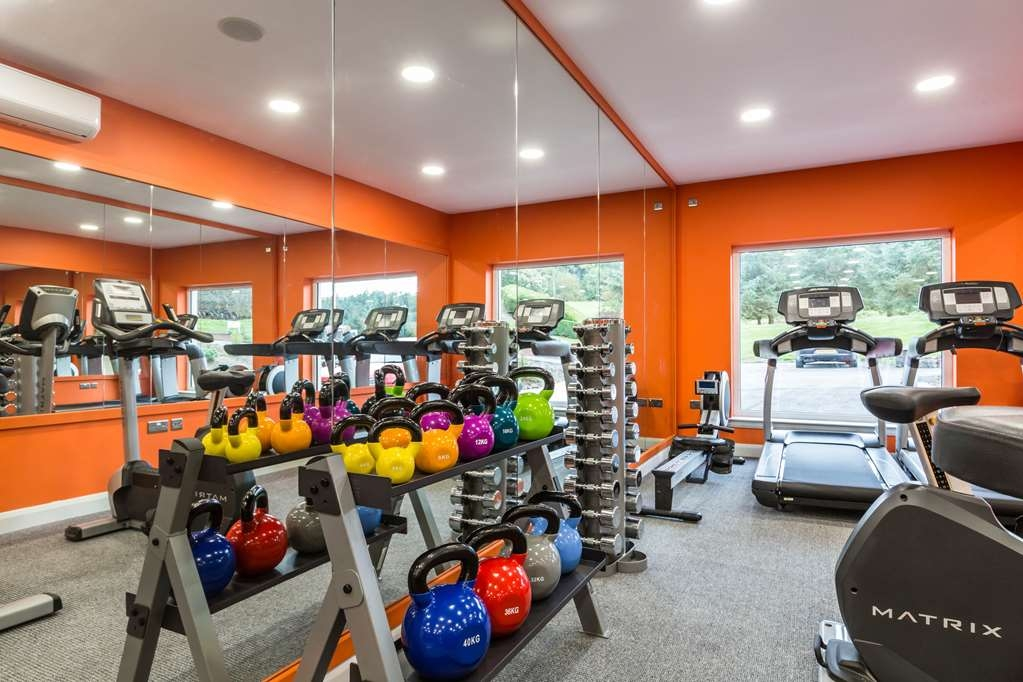 Gleddoch Hotel Spa & Golf, BW Premier Collection - Club de remise en forme