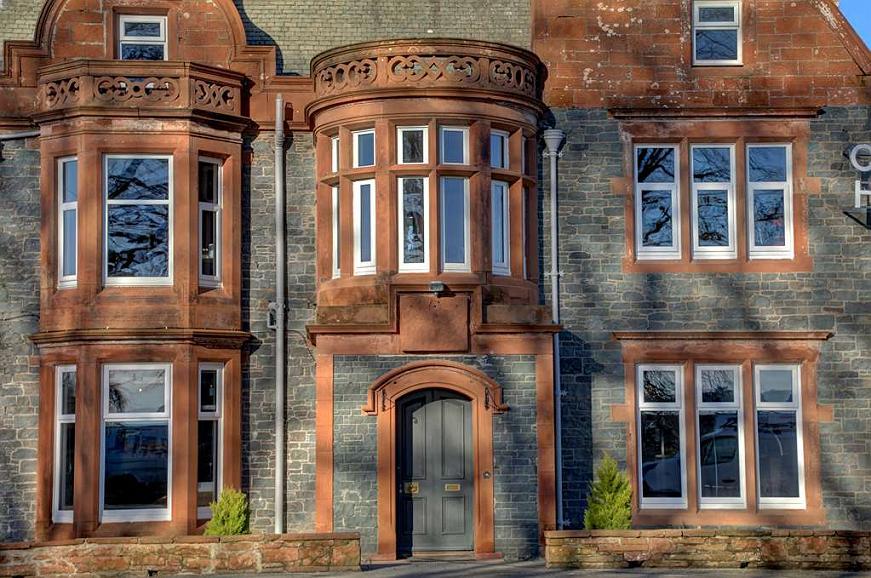 Sure Hotel by Best Western Lockerbie - Vista exterior