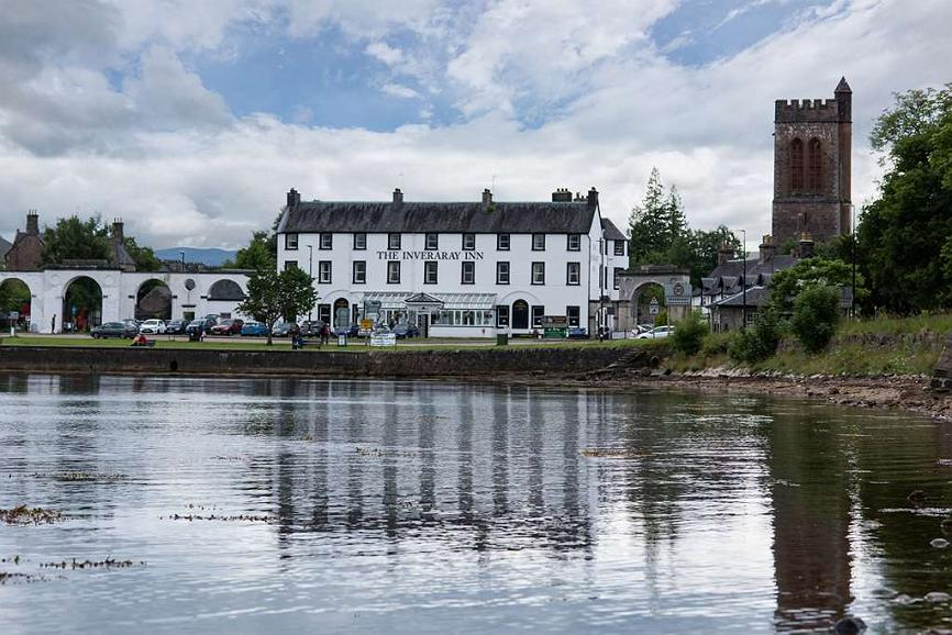 The Inveraray Inn, Signature Collection - Vue extérieure