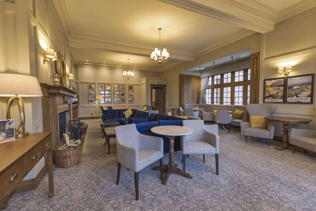 Murrayshall Country House & Golf Club, BW Premier Collection - Vue du lobby