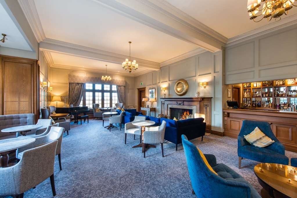 Murrayshall Country House & Golf Club, BW Premier Collection - Bar / Lounge