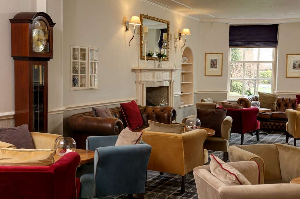 Rossett Hall Hotel, BW Signature Collection - Vue du lobby