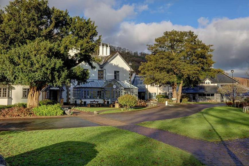Wild Pheasant Hotel & Spa, BW Signature Collection - Vue extérieure