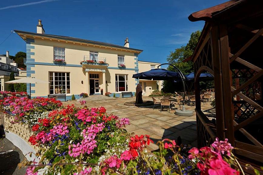 Best Western Hotel De Havelet - Area esterna