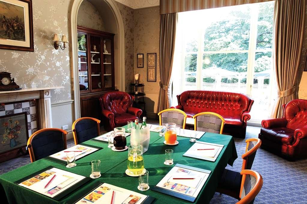 Best Western Hotel De Havelet - Sala de reuniones