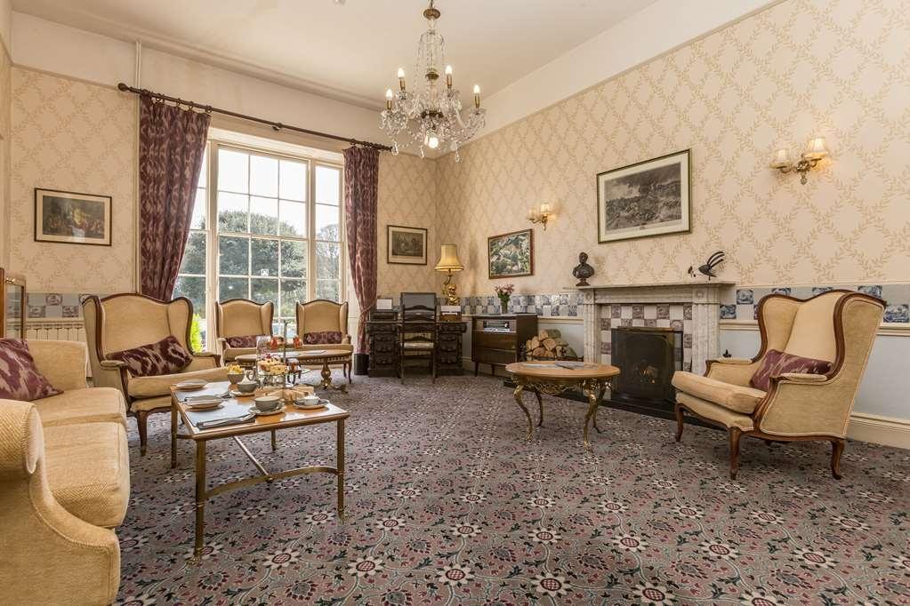 Best Western Hotel De Havelet - Lobby view