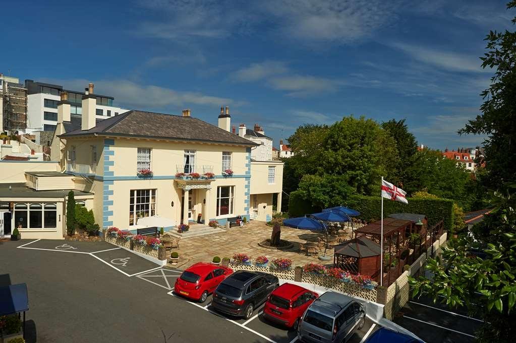 Best Western Hotel De Havelet - Vista Exterior