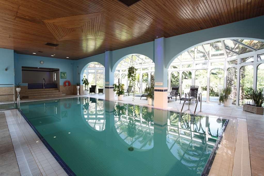 Best Western Hotel De Havelet - Vista de la piscina