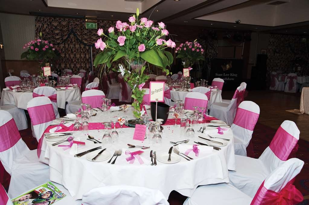 Best Western Manor Hotel - manor hotel wedding events