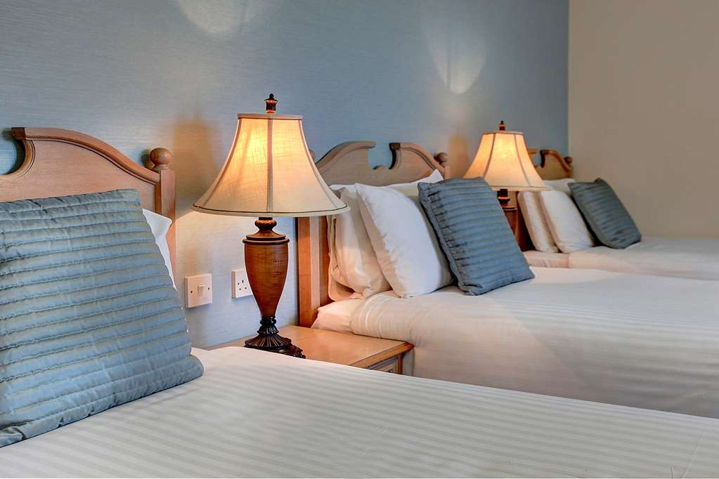 Best Western Manor Hotel - manor hotel bedrooms