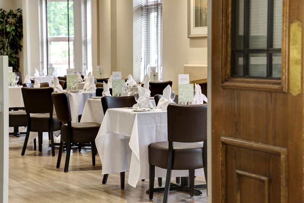 Best Western Plus Oxford Linton Lodge Hotel - linton lodge hotel dining OP