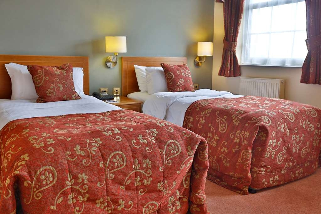 Best Western Premier East Midlands Airport Yew Lodge Hotel - Chambres / Logements