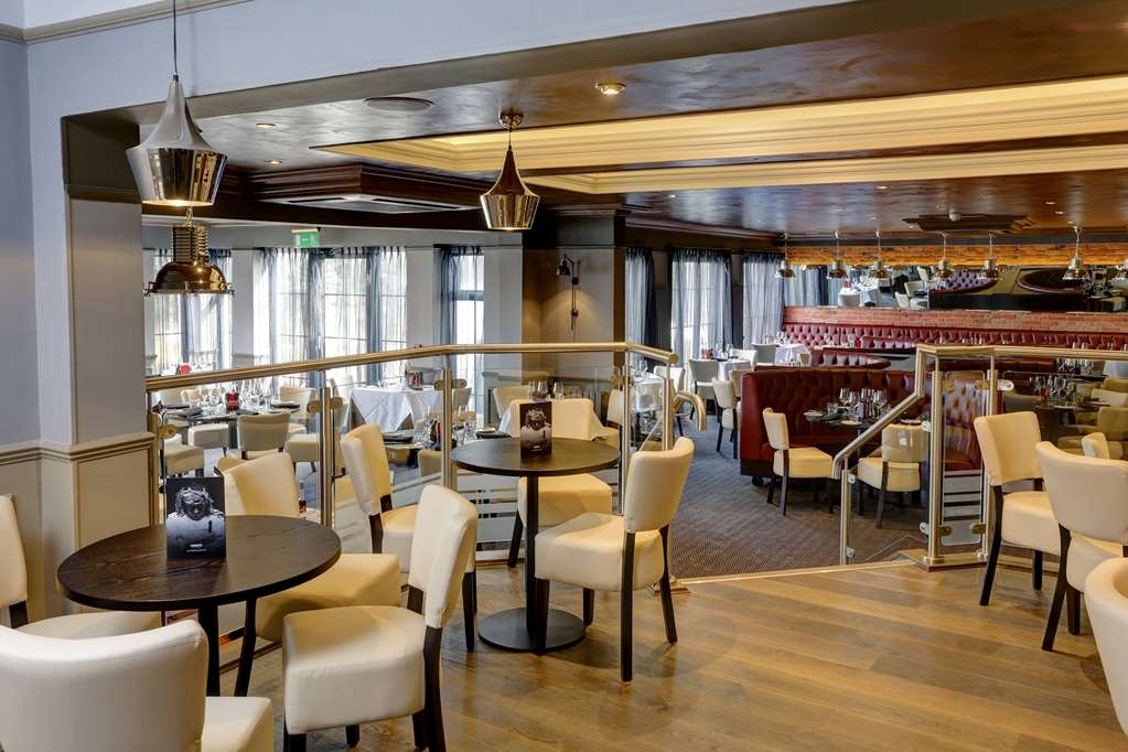Best Western Premier East Midlands Airport Yew Lodge Hotel - Restaurant / Etablissement gastronomique