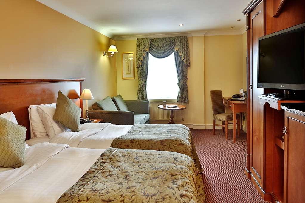 Best Western Premier East Midlands Airport Yew Lodge Hotel - Suite