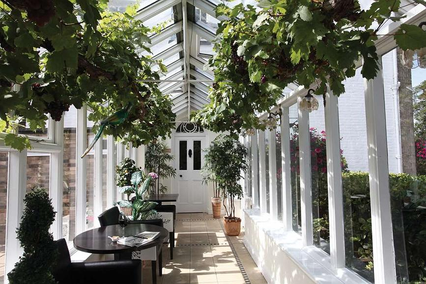 Best Western Annesley House Hotel - Area esterna