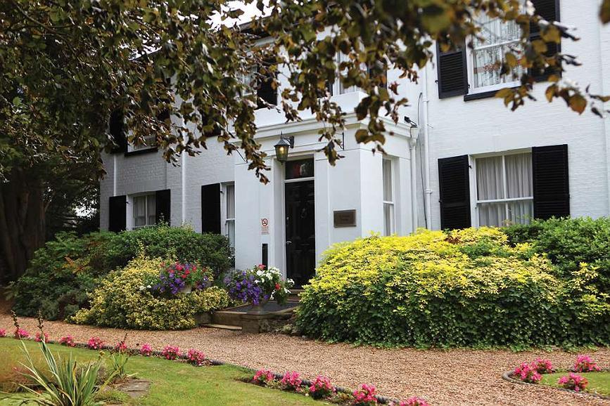 Best Western Annesley House Hotel - Vue extérieure