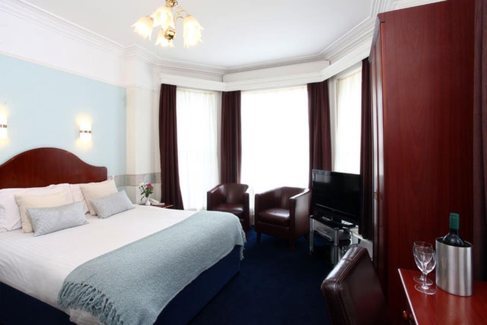 Best Western Annesley House Hotel - Gästezimmer