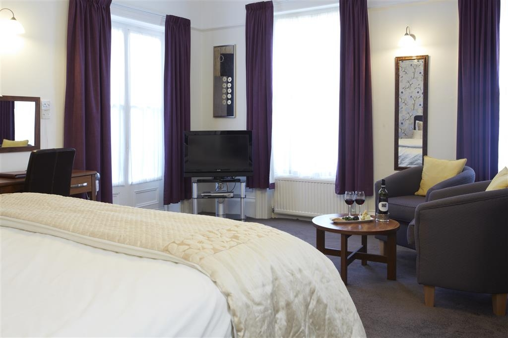 Best Western Annesley House Hotel - Chambres / Logements