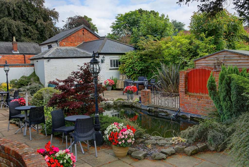Best Western Annesley House Hotel - annesley house hotel grounds and hotel