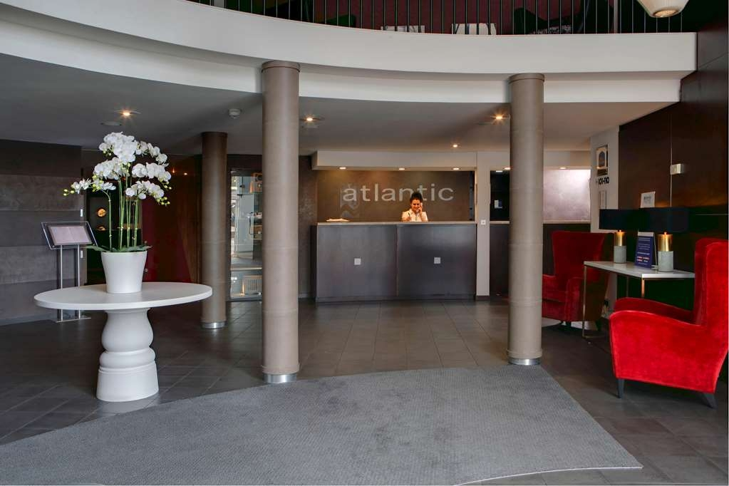 Best Western Atlantic Hotel - atlantic hotel grounds and hotel