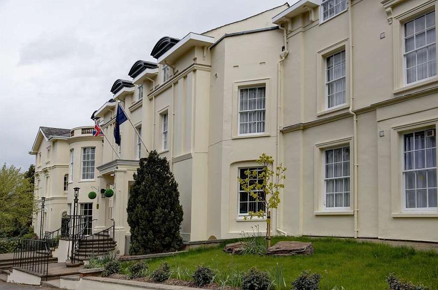 Best Western Banbury House Hotel - Aussenansicht
