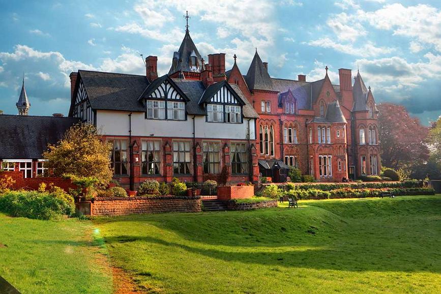 Best Western Bestwood Lodge Hotel - Vista exterior