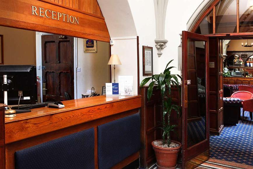 Hotel in Nottingham | Best Western Bestwood Lodge Hotel