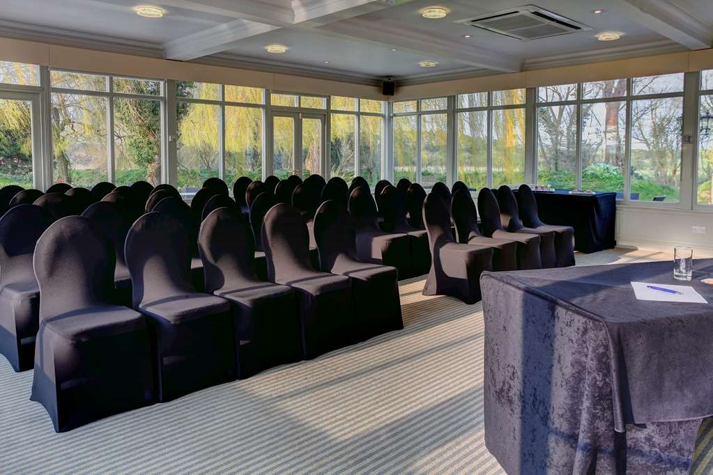 Quy Mill Hotel & Spa, Cambridge, BW Premier Collection - Sale conferenze