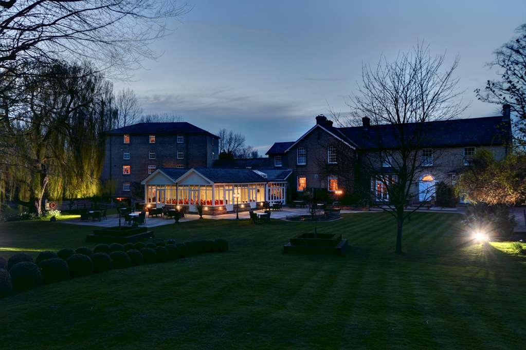 Quy Mill Hotel & Spa, Cambridge, BW Premier Collection - Facciata dell'albergo