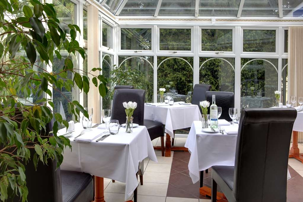 Best Western Claydon Hotel - claydon country house hotel dining