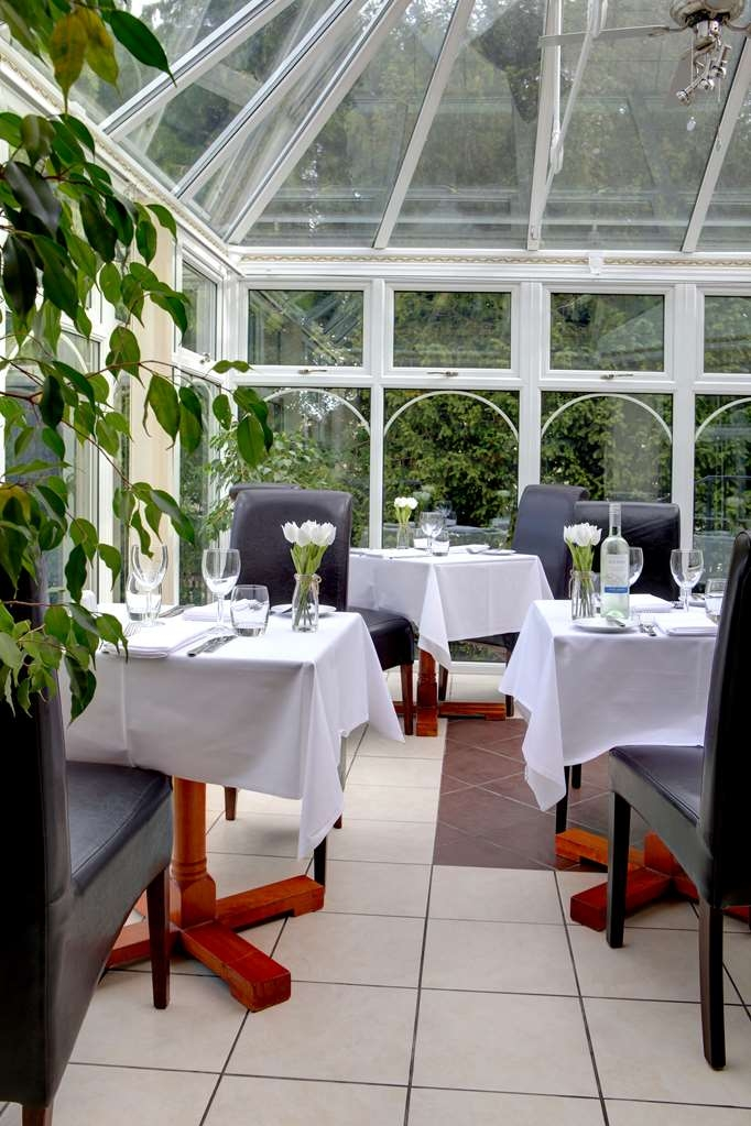 Best Western Claydon Hotel - claydon country house hotel dining OP