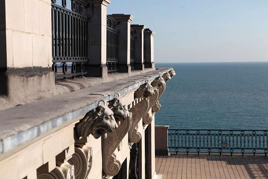 Best Western Clifton Hotel - Facciata dell'albergo
