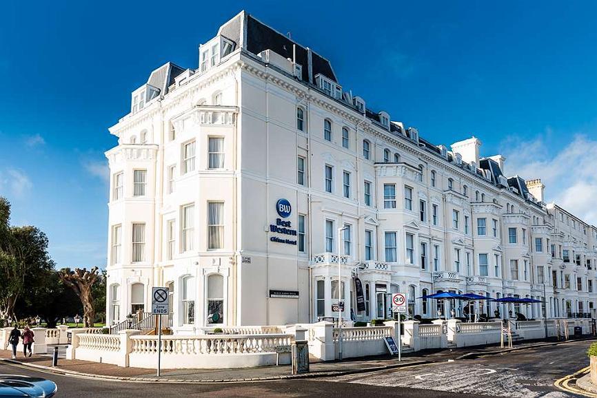 Best Western Clifton Hotel - Façade